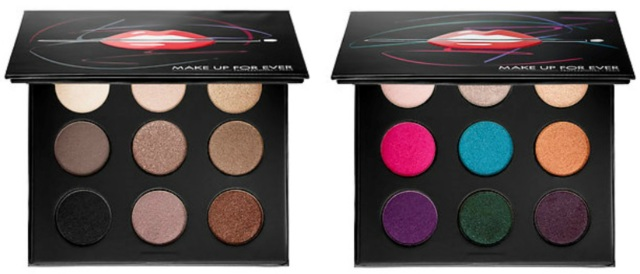 Make Up For Ever  Eye Shadow Artist Palette
