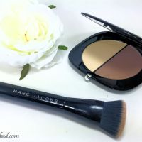 Marc Jacobs Instamarc Light Filtering Contour Powder and The Shape Brush Review