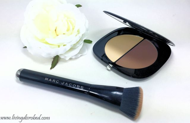 Marc Jacobs Instamarc Light Filtering Contour Powder The shape Brush Review