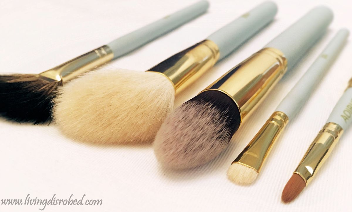Nima Makeup Brushes Artistic Collection