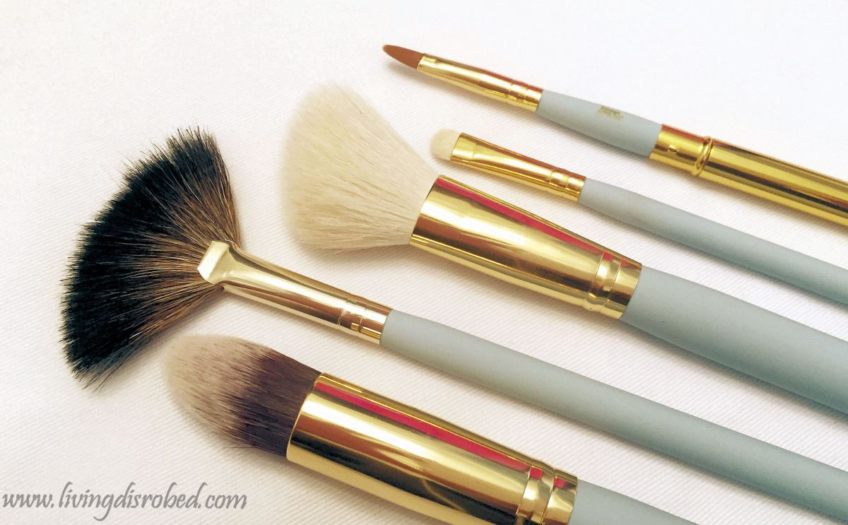 Nima Makeup Brushes Vintage