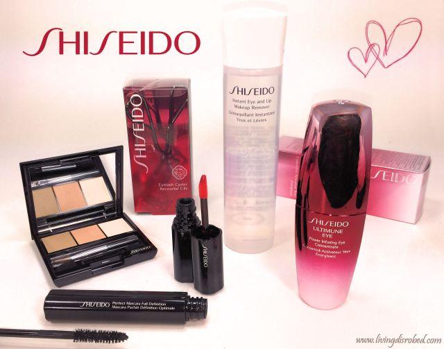 Shiseido Makeup Skincare