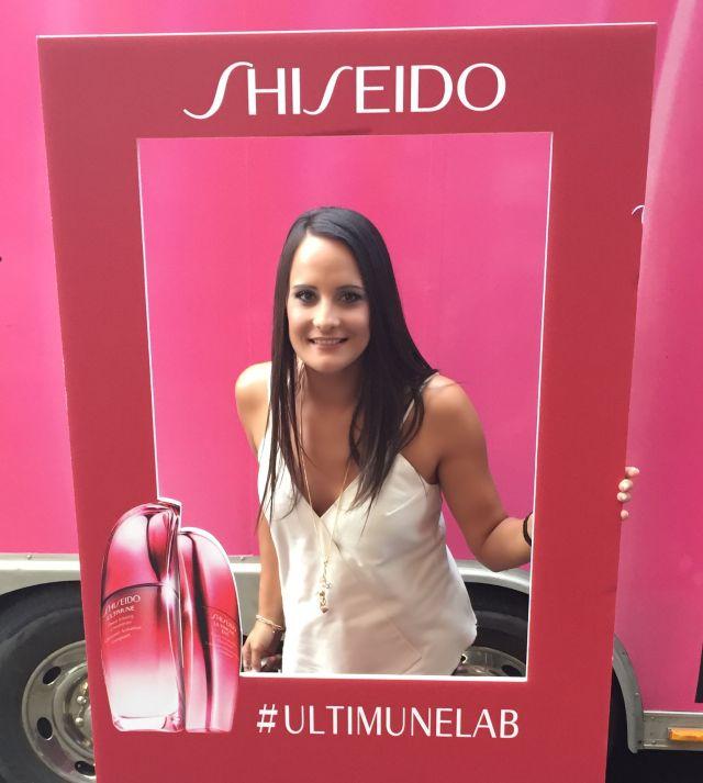 Shiseido Ultimune lab Eye