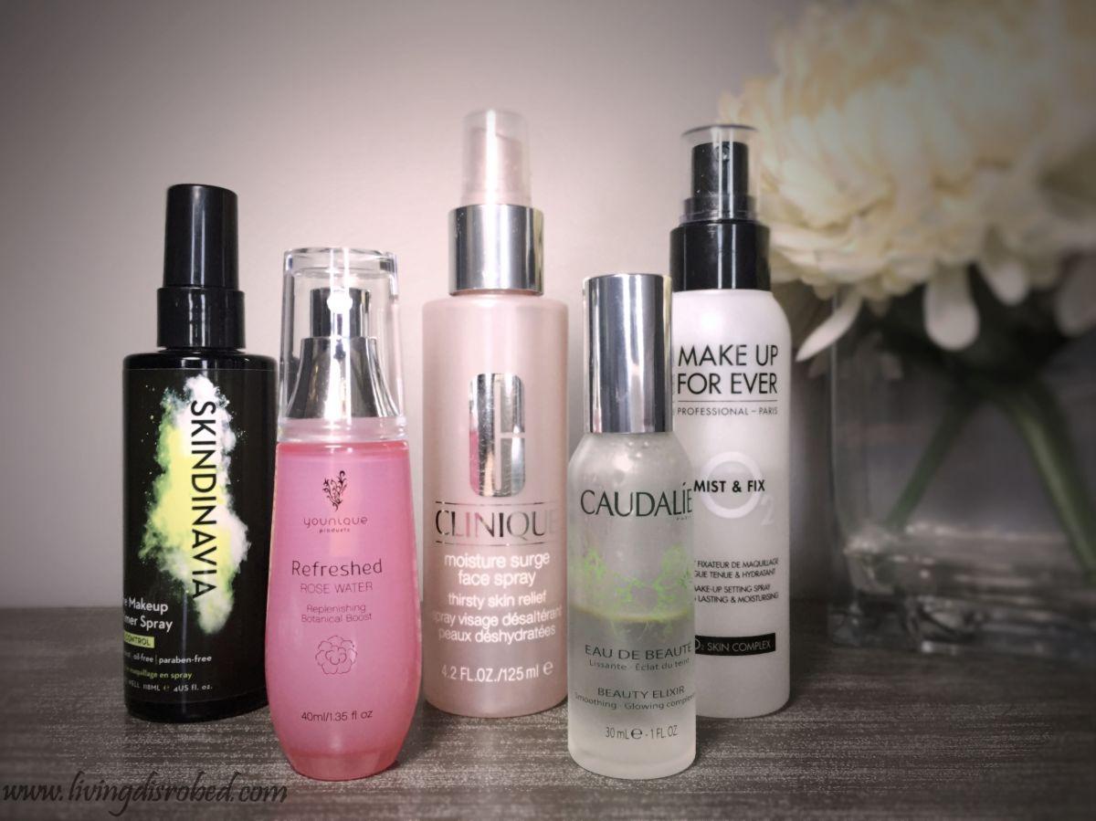 Summer Facial Sprays