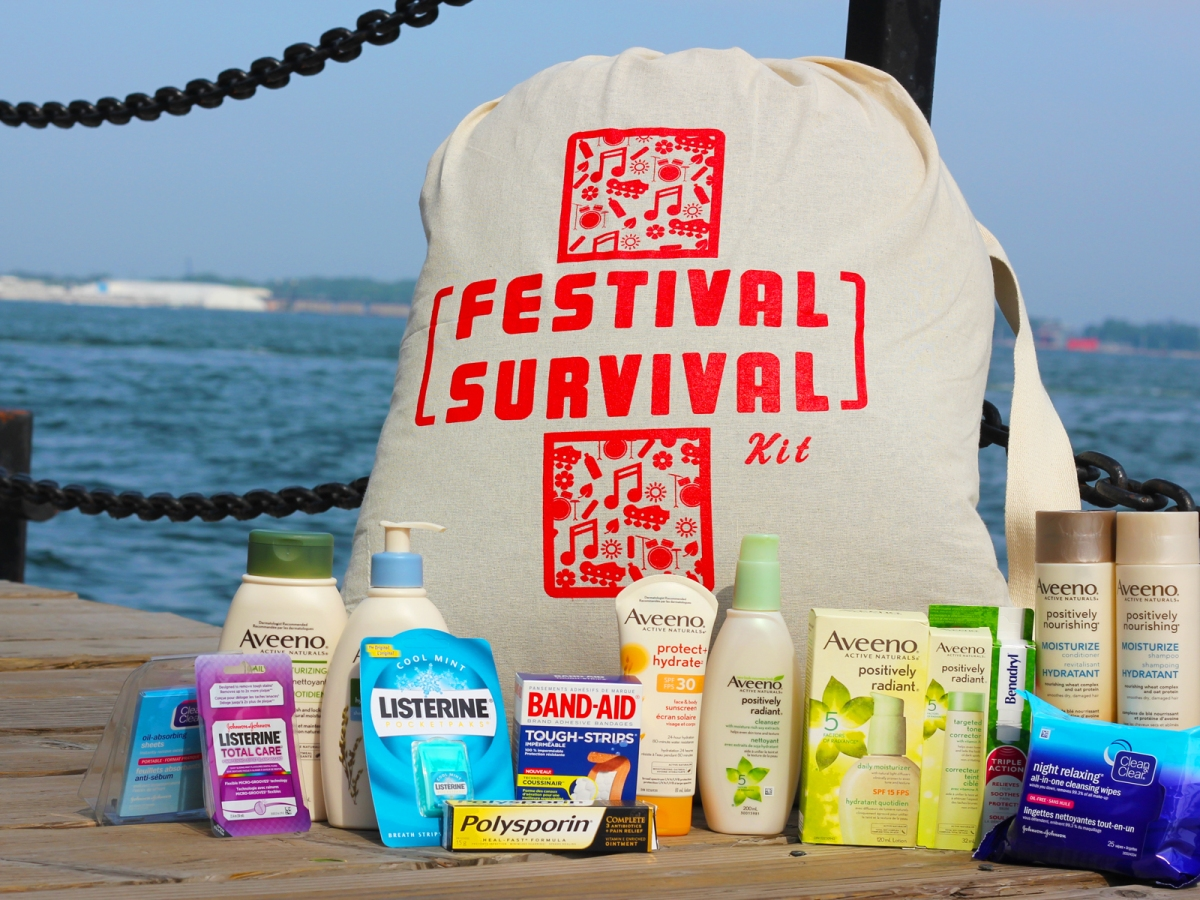 Festival Essentials Contest