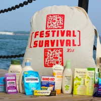 Festival Essentials! Win a Festival Survival Kit Valued at $200!