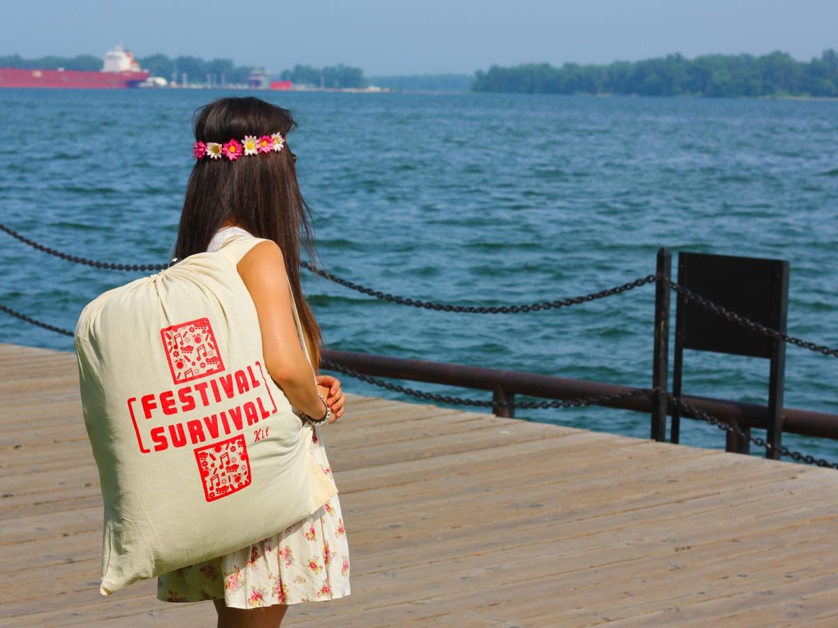 Festival Survival Kit Giveaway