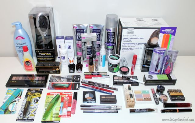 London Drugs Beauty Event Haul 2015