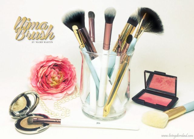 Nima Makeup Brushes  Review