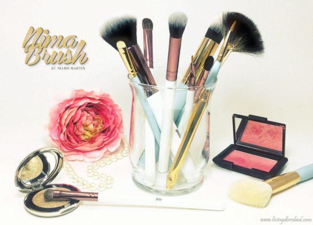 Nima Makeup Brushes  Review