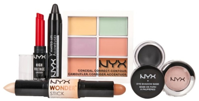 NYX Wonder stick_Vamped up_Lipstick
