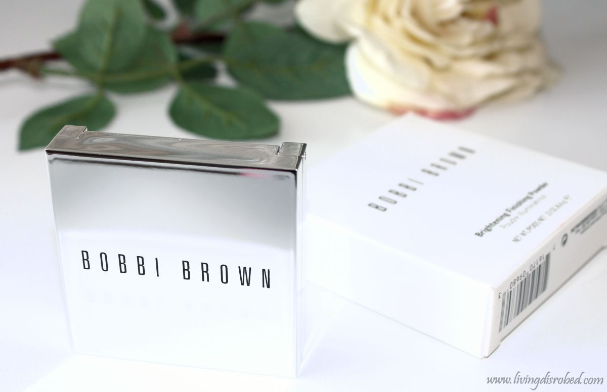 Bobbbi Brown highlighter Review Swatch