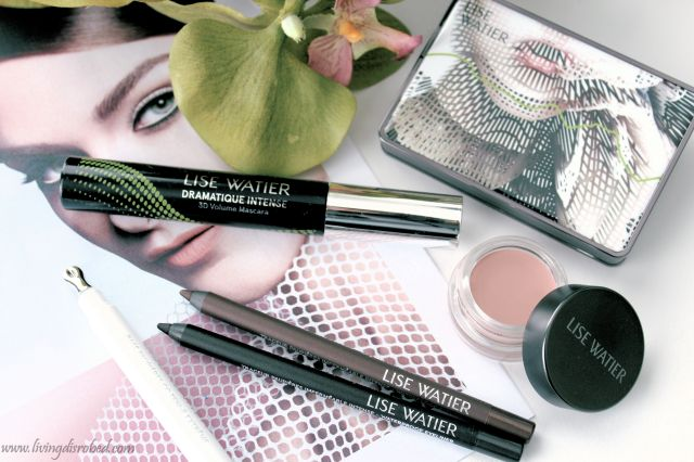 Lise Watier Fall 2015 Eyevolution Collection