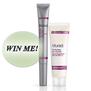 Murad Skincare Giveaway