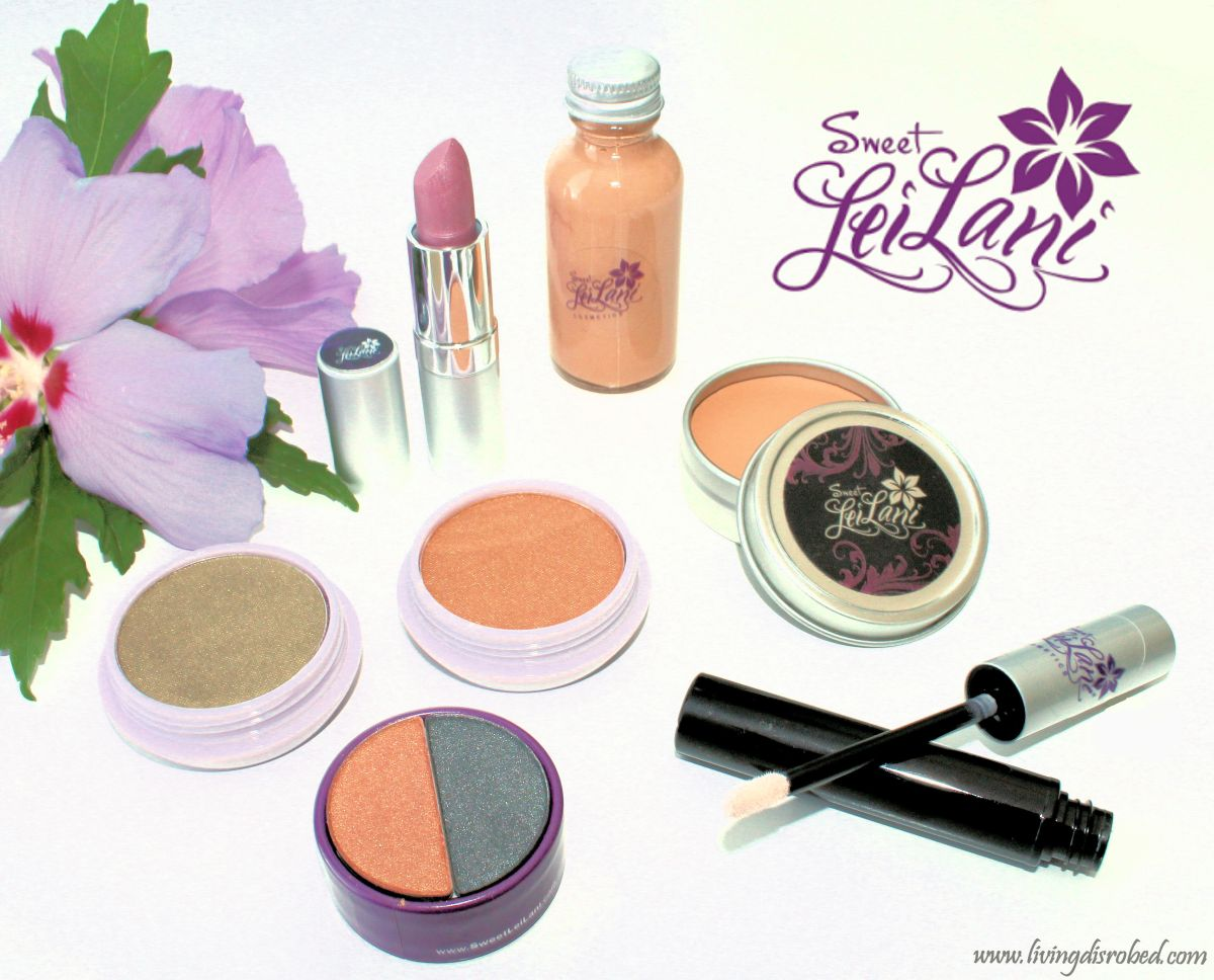 Sweet Leilani Makeup Review ~ Pure Natural, Mineral Makeup