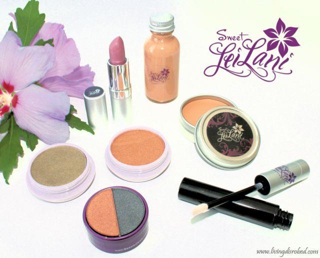 Sweet Leilani Makeup Review
