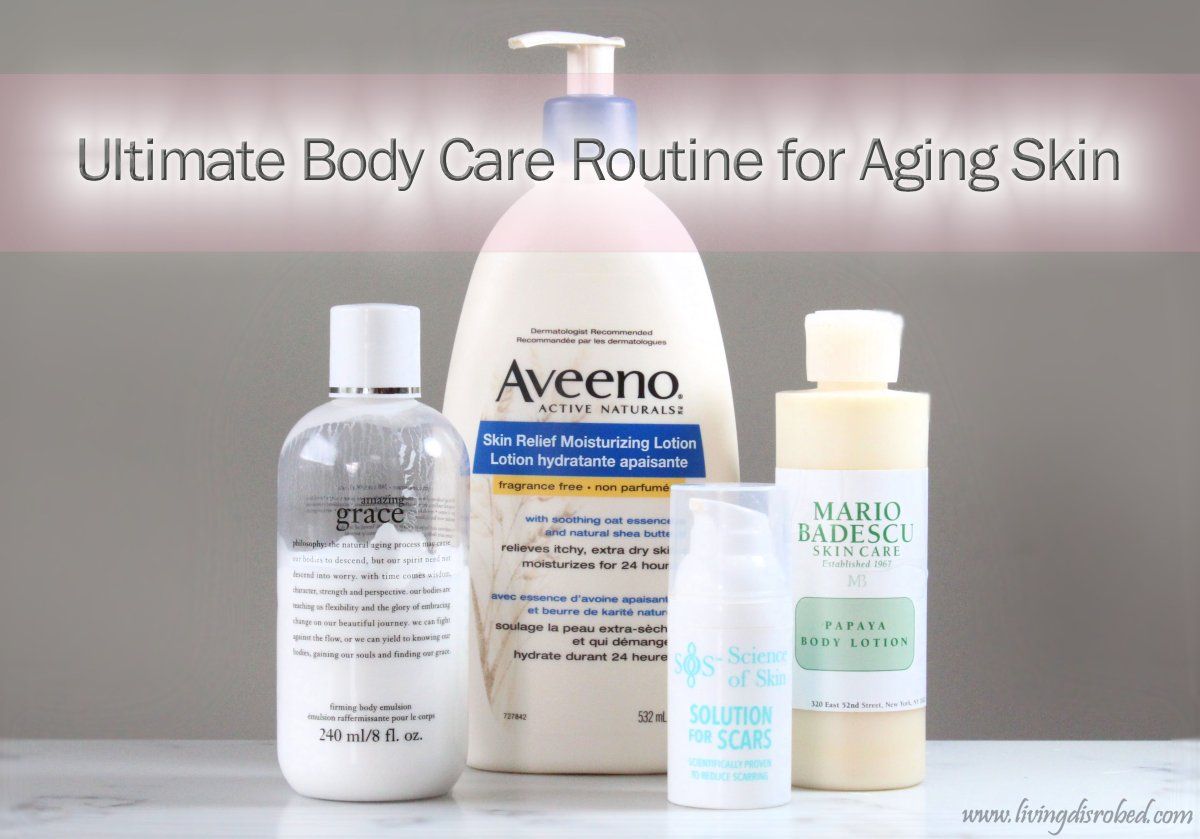 Get Rid of Stretch Marks and Cellulite with my anti-aging Routine!
