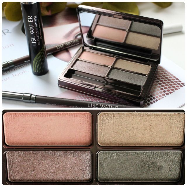Lise Watier EyeVolution Eye Shadow Palette
