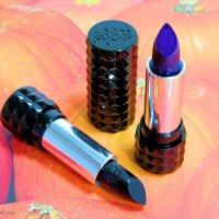 Trending for Halloween: Kat Von D Studded Kiss Lipsticks!