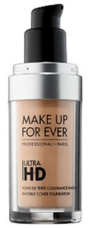 Make Up Forever Ultra HD Invisible Cover Foundation