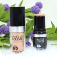 Make Up Forever Ultra HD Foundation and Cover Stick Review