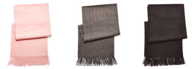 Affordable Cashmere Scarves