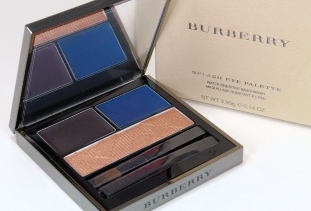 Burberry Eye Shadow Palette