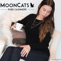 Luxurious, Affordable Cashmere from Moon Cats!