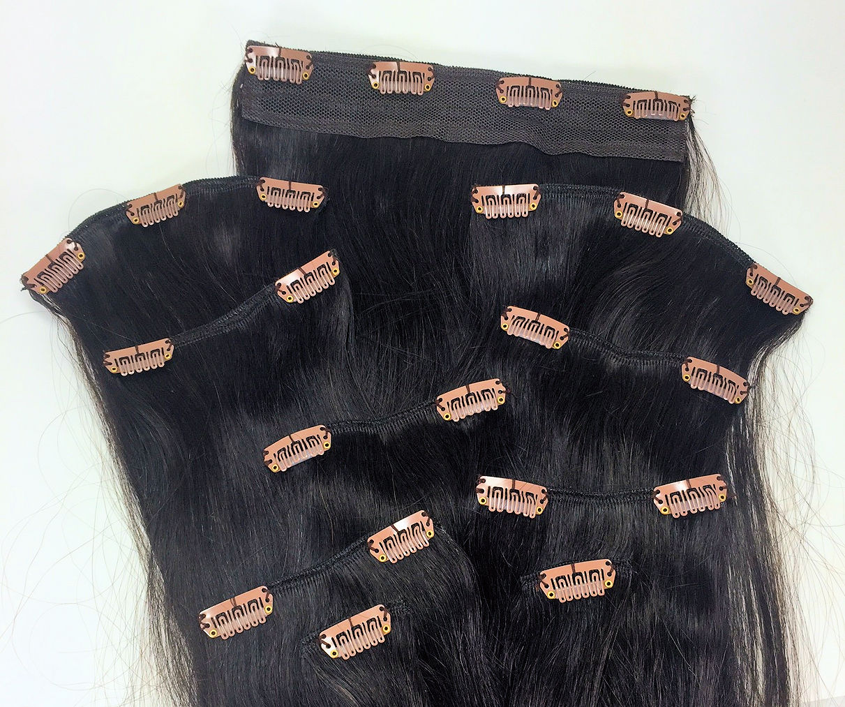 Hair Extension Wefts Living Disrobed