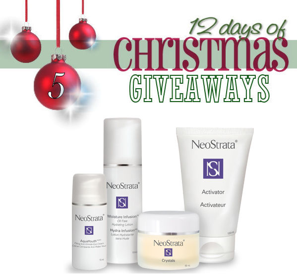 12 Days of Christmas Giveaways Day 5