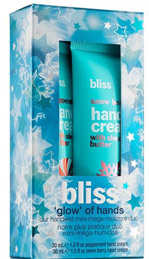 BLISS Glow of Hands Gift set