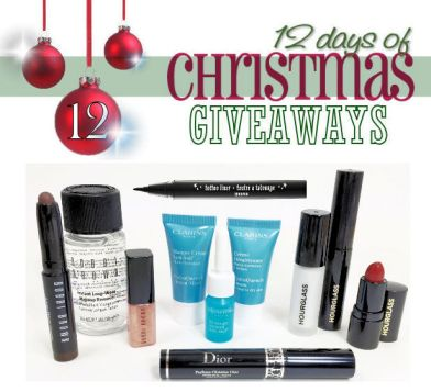 Christmas Giveaway Day 12 Makeup Haul