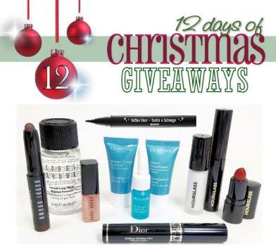 Christmas Giveaway Day 12 Makeup Haul