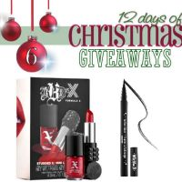 Day 6 ~ 12 days of Christmas Giveaways! Kat Von D