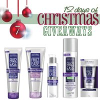 Day 7 ~ 12 days of Christmas Giveaways! John Frieda