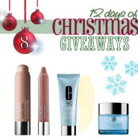 Day 8~ 12 days of Christmas Giveaways! Clinique