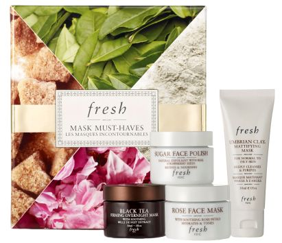 Fresh Mask Must Haves Gift Set