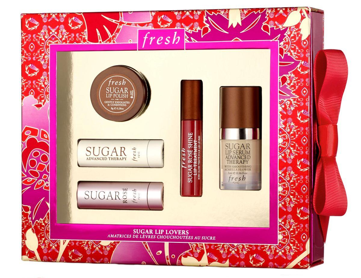 Fresh Sugar Lip Lovers Gift Set
