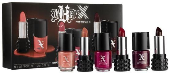 Kat Von D Studded X Lip and Nail Polish Duo set