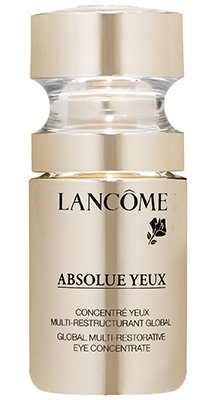Lancôme Absolue Yeux Global Multi-Restorative Eye Concentrate Review