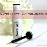NuvaLash EyeLash Enhansing Serum Review & Giveaway!