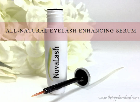 Nuvalash All Natural Eyelash Growth Serum