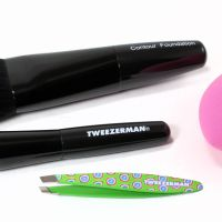 Tweezerman Mini Face Contour Brush Set Review