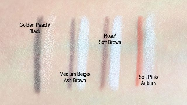 nyx-brow-pencil-highlight-review-swatches