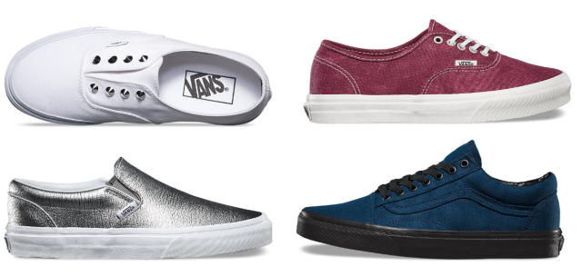 vans-shoes-women-red-blue-silver