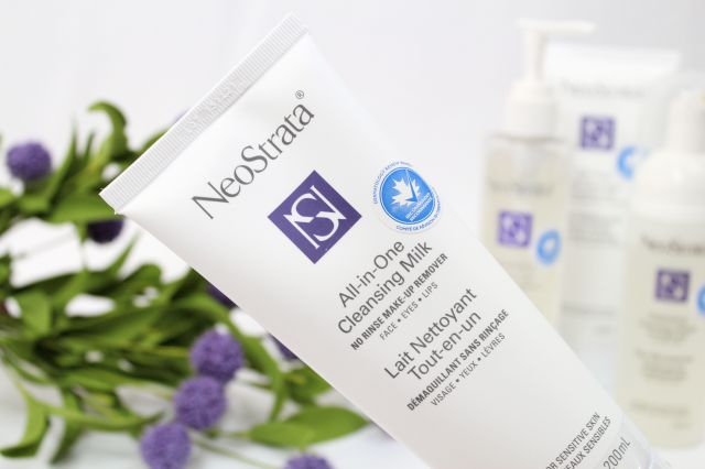 NeoStrata all-in-one cleansing milk review