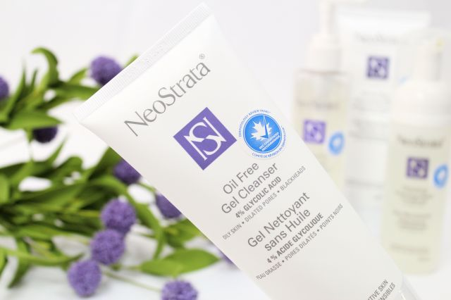 neostrata-oil-free-gel-cleanser-review