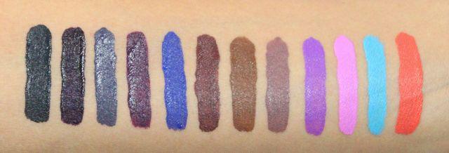 Liquid Suede Cream Lipstick  by NYX Professional Makeup #18