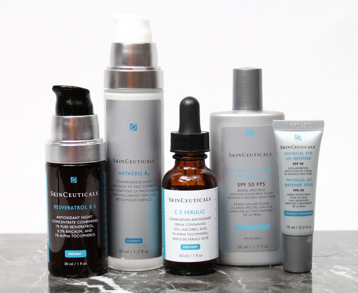 Review | SkinCeuticals Skincare
