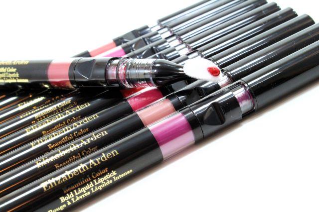 Elizabeth Arden Bold Liquid Lipstick Review